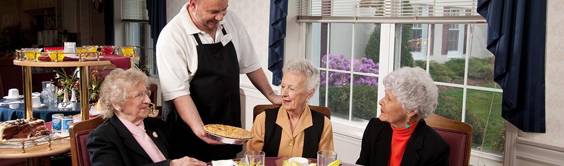 Senior Dining