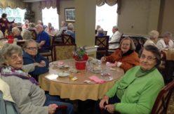 Tea party social