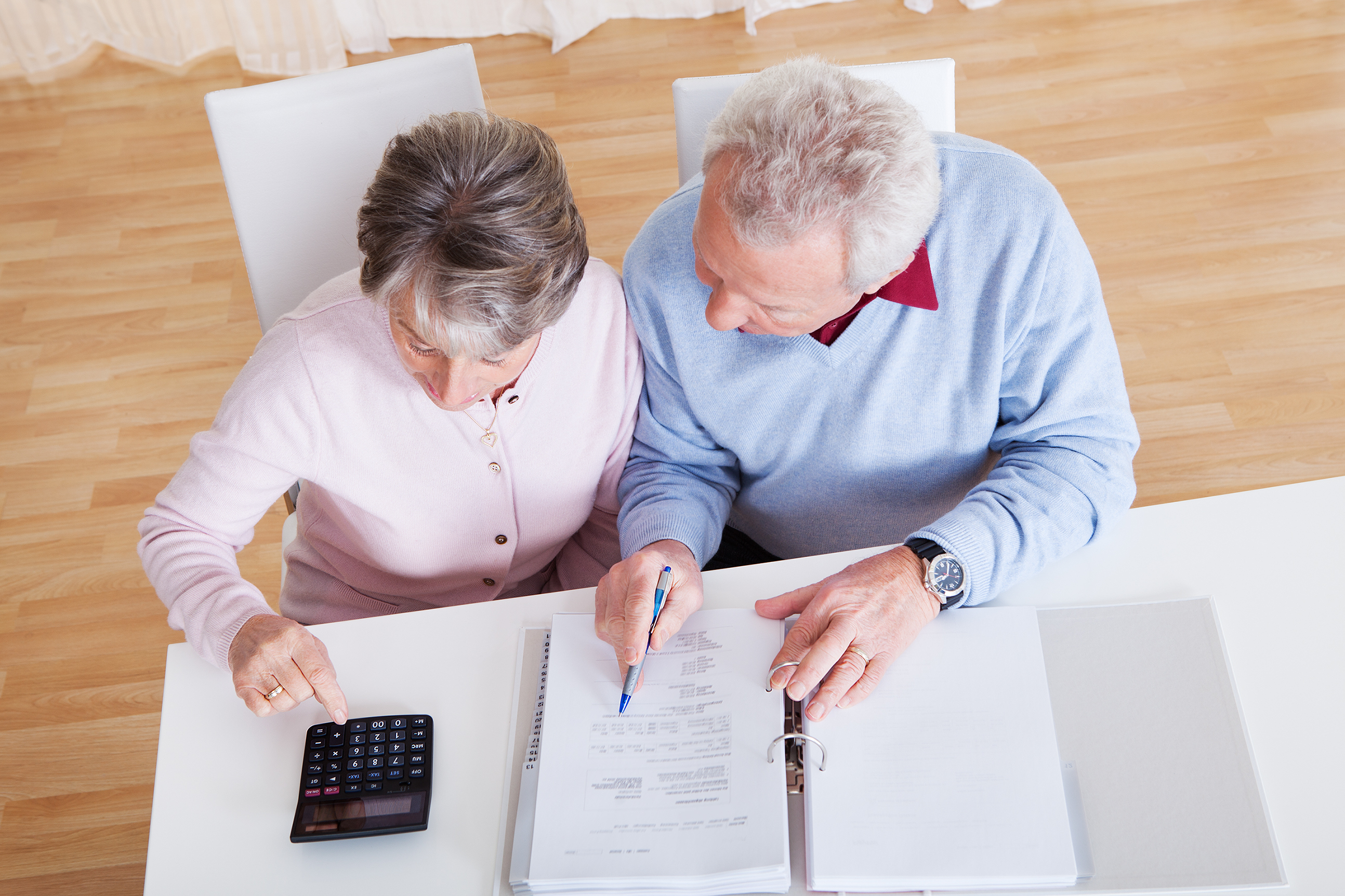 Comparing retirement community costs